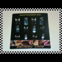 Blister x12 piercing falso expansor acero liso
